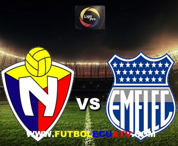 El Nacional recibe a Emelec en vivo a partir de las 16:00 horario designado por la FEF a jugarse en el reducto Olímpico Atahualpa prosiguiendo la fecha trece de la Liga Pro Ecuador, siendo el árbitro principal José Luis Espinel con transmisión del canal oficial DirecTV Sports, CNT y GolTV.