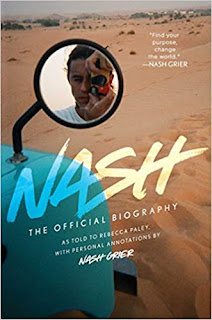 Book Review and GIVEAWAY - Nash: The Official Biography, by Nash Grier and Rebecca Paley {ends 11/13}