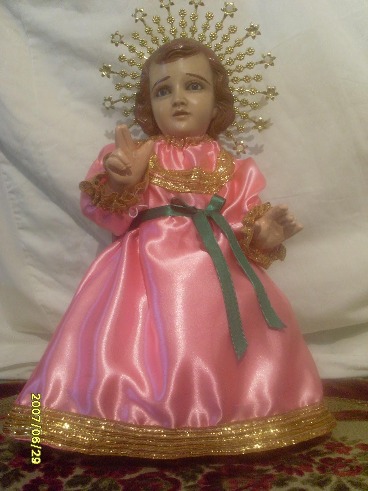 Creaciones Originales Para Niño Dios Sta Matildita Nuestra