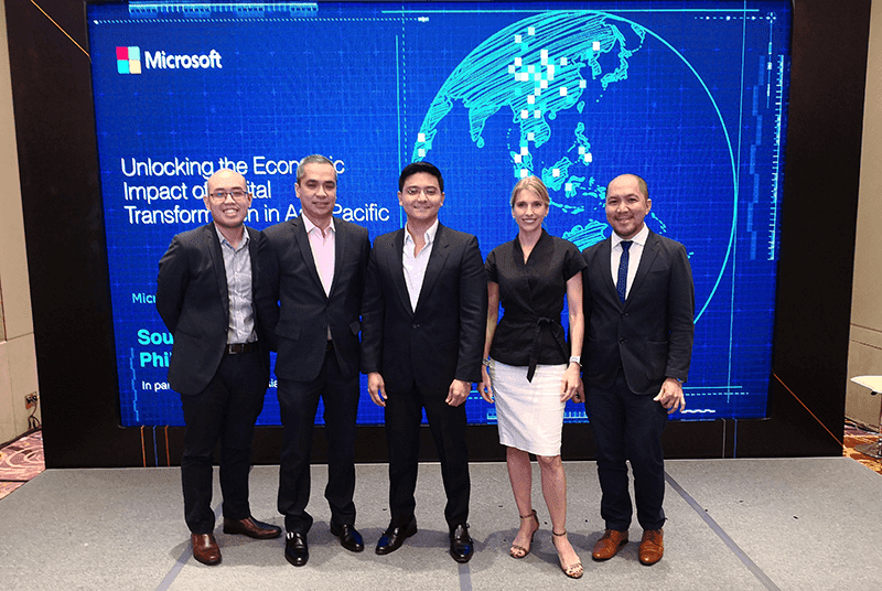 Digital Transformation to contribute USD 8 Billion to Philippines' GDP by 2021