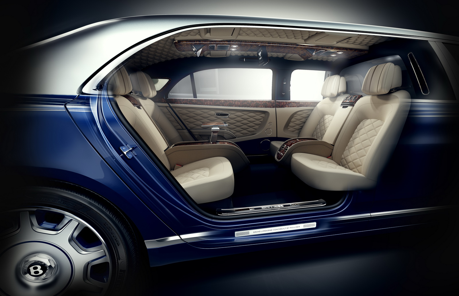 Bentley reveals stretched mulsanne grand limousine by - Interior design jobs without a degree ...