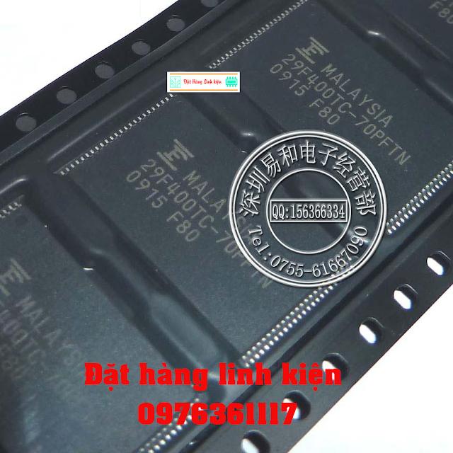 IC MBM29F400TC-90PFTN