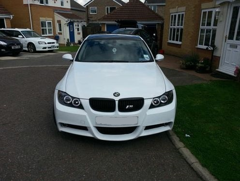 ebay scam 1 fri 06 sep 13 2006 bmw 318d e90 white 290972290817 jack buster jack. Black Bedroom Furniture Sets. Home Design Ideas