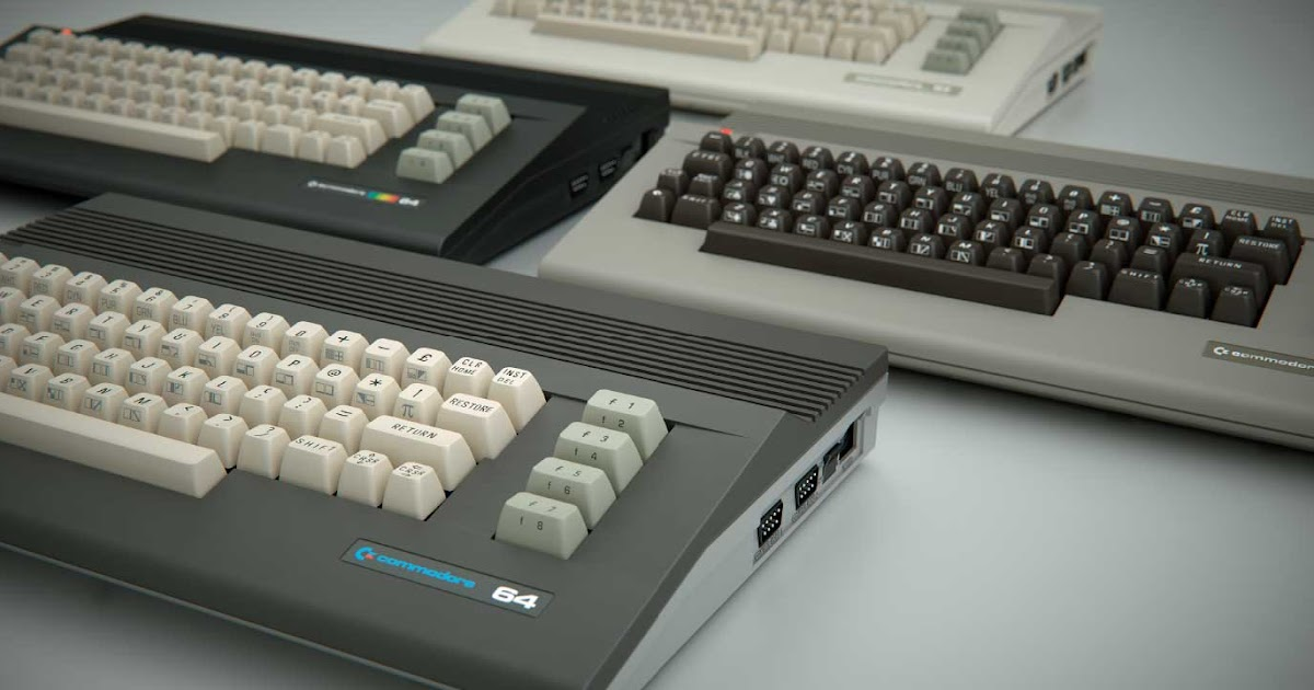 Di Commodore in Commodore (Individual Computers)