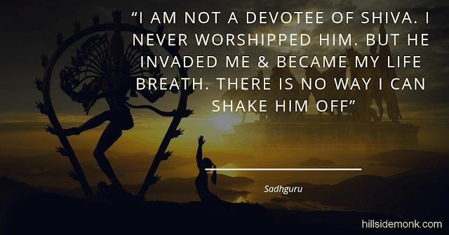 Lord Shiva Quotes: Sadhguru On Shiva-5