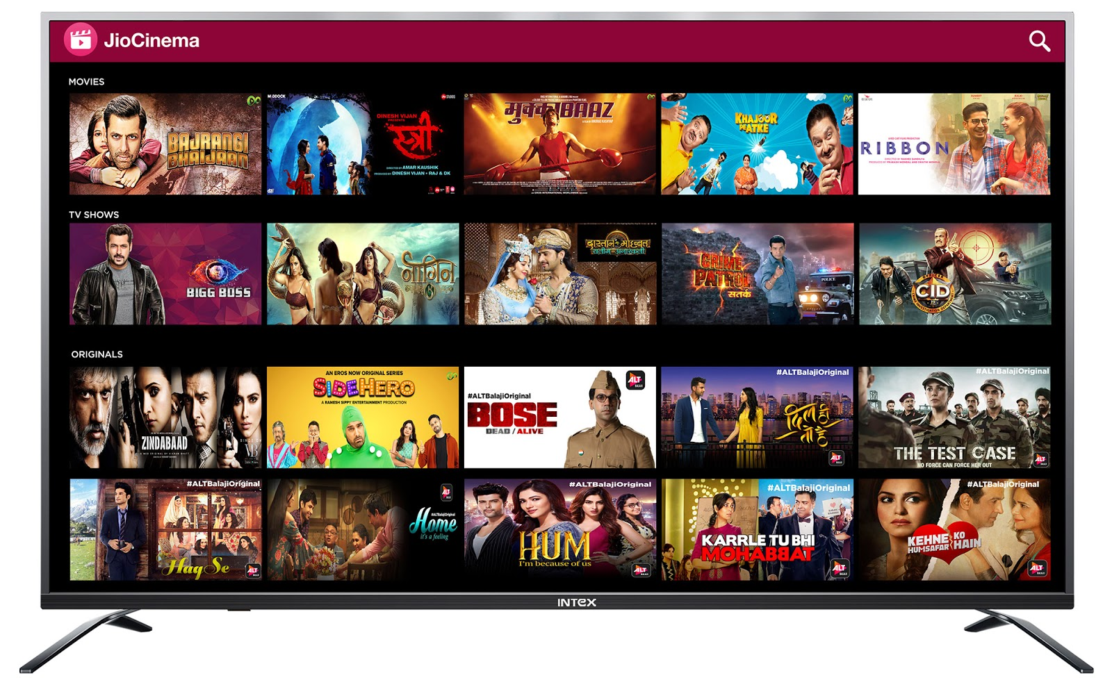 Intex Launches Range of JioCinema Ready 4K UHD Smart LED TVs