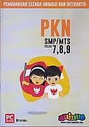 CD PEMBELAJARAN PKN SMARTEDU SMP/MTS KELAS 7, 8, 9