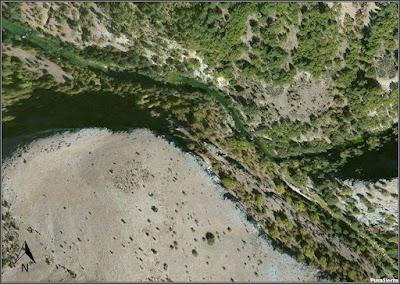 Las Juntas (desembocadura del Río Del Puerto en el Río Tajo)