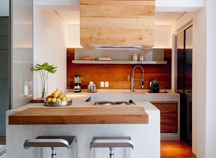 Decoration And Ideas 10 Ideas For Very Small Kitchens
