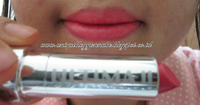 Ultima II Procollagen Lipstick swatch 5