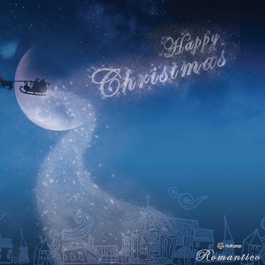 [Single] Romantico – Happy Christmas