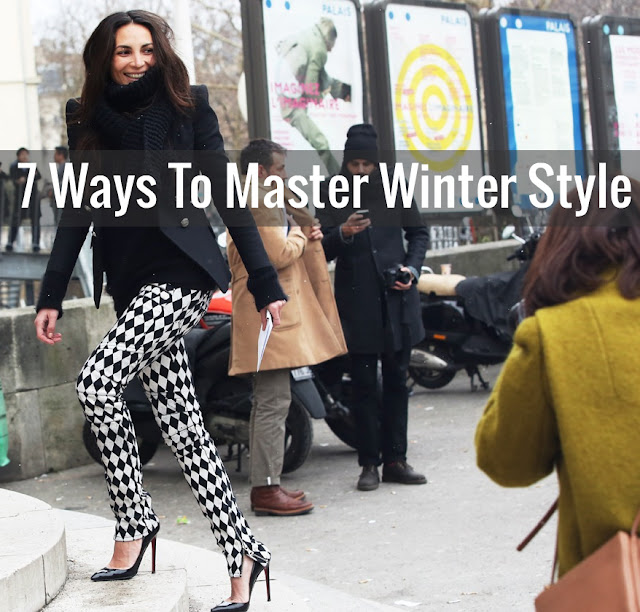 7 Ways To Master Winter Style via Desire to Decorate
