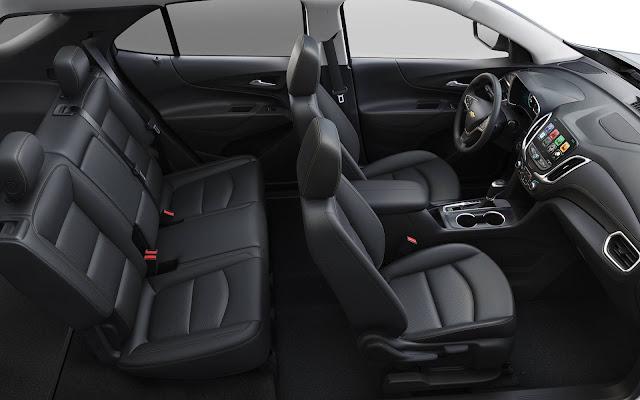 Chevrolet Equinox PcD