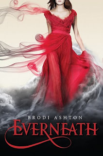 Book cover of Everneath by Brodi Ashton