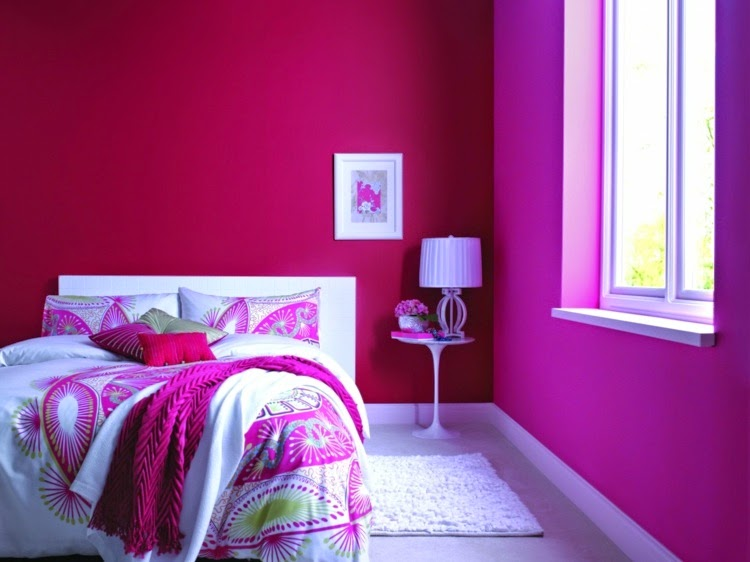 Wall Colour Inspiration: 15 Cool Wall Paint Color Ideas For Inspiration