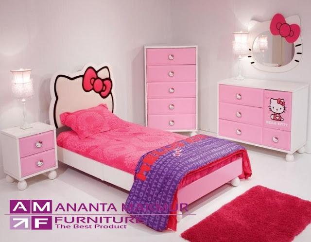 Tips Memilih Tempat Tidur untuk Anak perempuan