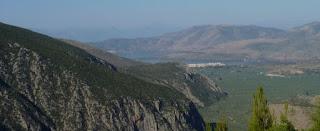 Golfo de Corinto.