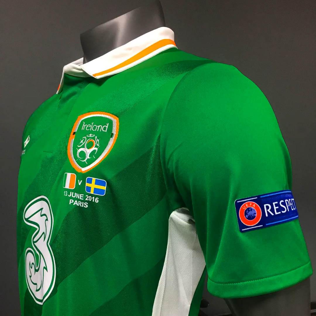 Frankreich Irland Em