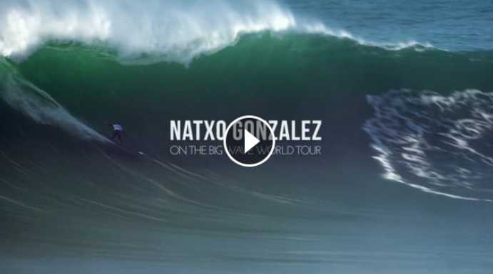 Natxo Gonzalez - Big Wave World Tour