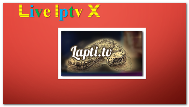 Lapti.TV tv shows addon