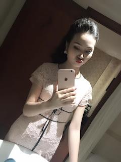 Gái xinh facebook hot girl Bùi Nữ Kiều Vỹ