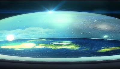 Konvensi Bumi Datar Pertama di Inggris Dihadiri Ratusan Orang