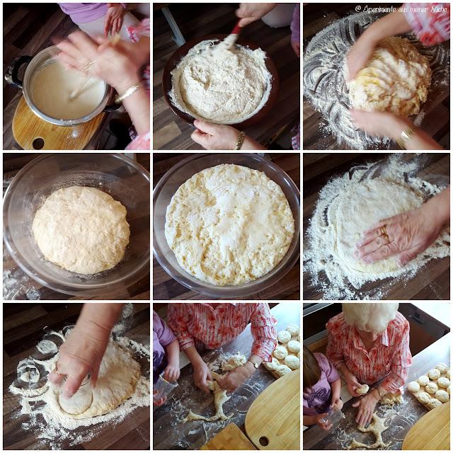 Experimente aus meiner Küche: Hefeklöße {aus Omas Küche}
