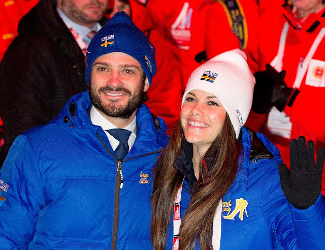 Opening Ceremony - FIS Nordic World Ski Championships
