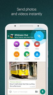 WhatsApp Messenger Apk v2.17.45 Terbaru Android 2017