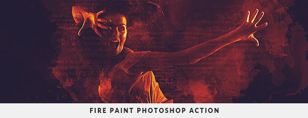 Painting 2 Photoshop Action Bundle - 39