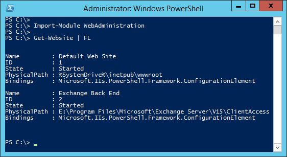 Lets Exchange: Delete IIS Logs Remotely using PowerShell