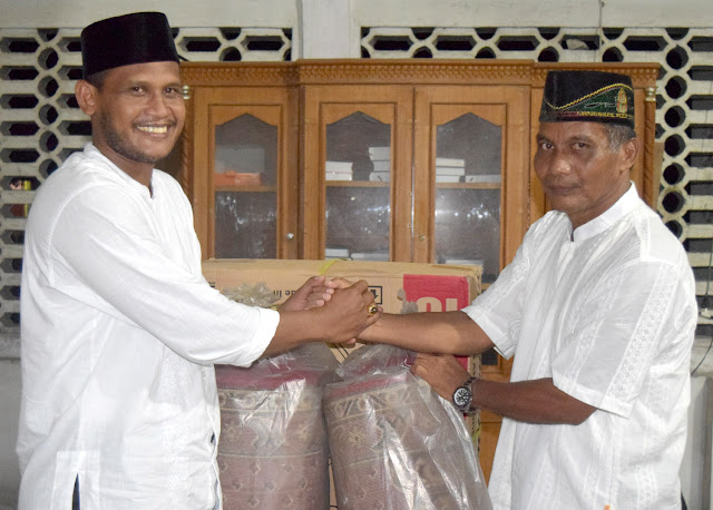 Bupati Rocky Ingatkan Rakyat Jaga Damai Aceh