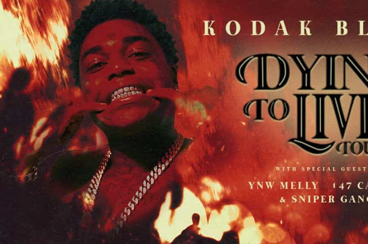 Kodak Black Announces Dying To Live Tour Dates