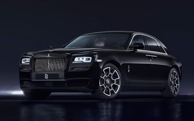 Rolls Royace Wraith Black Badge