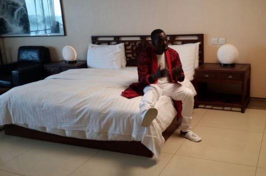 Image result for My choice of lady must have the fear of God, be Homely – Pasuma