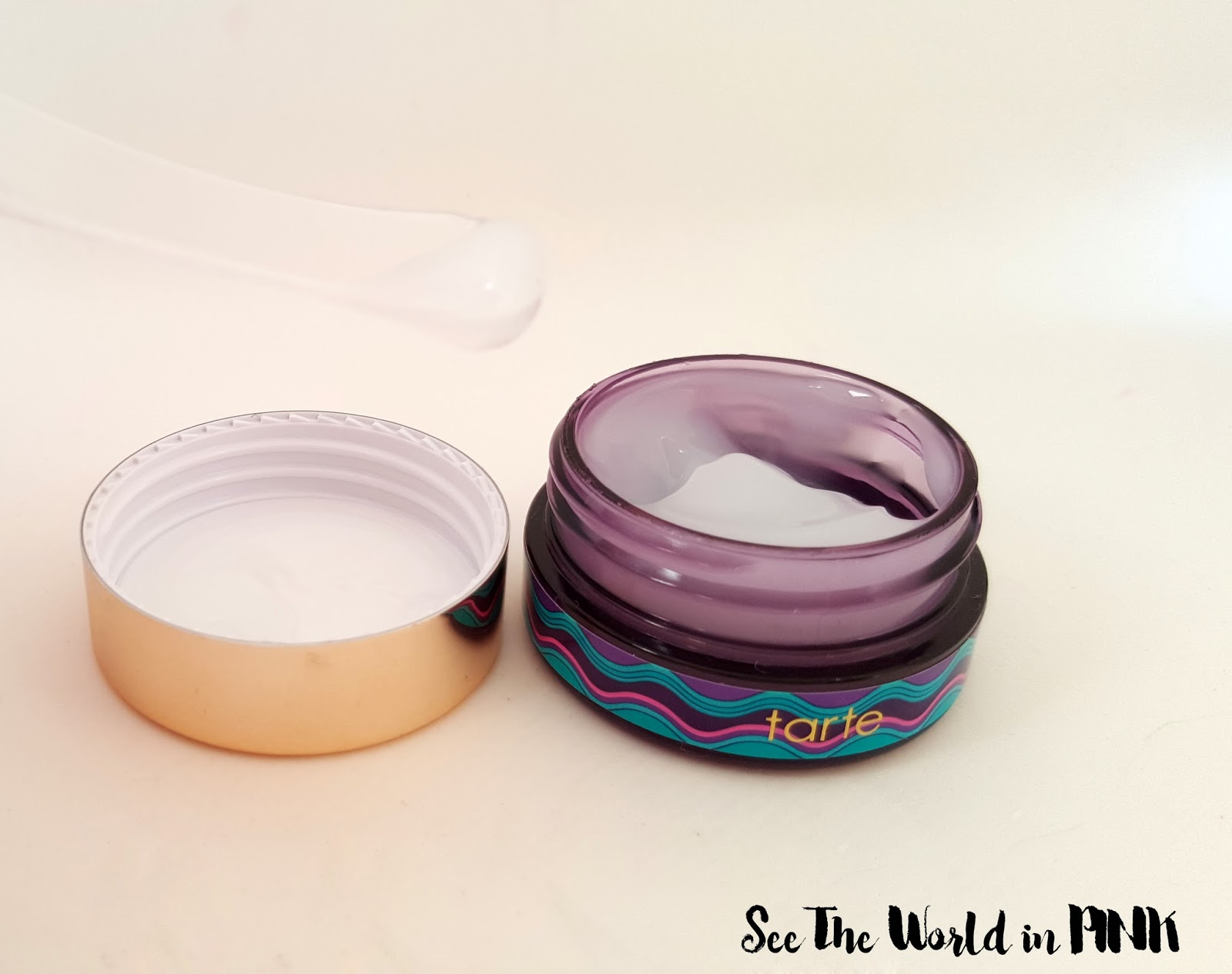 tarte rainforest of the sea drink of H2O hydrating boost review