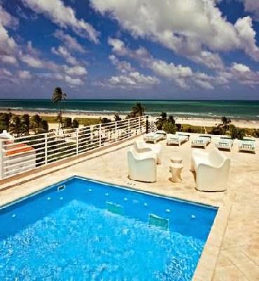 Congress Hotel South Beach Ex Strand Miami Fl Usa