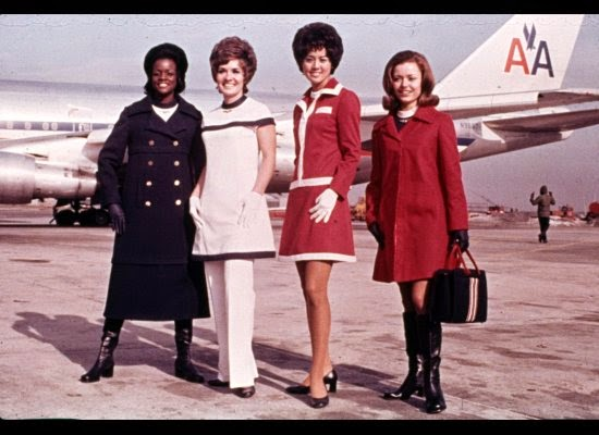 It S All About Flight Attendant Uniforms Photo