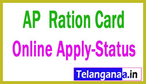 AP New Ration Card Application - Ration Card Online Download