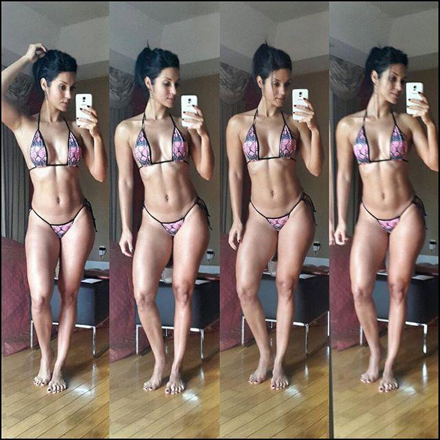 Fitness Model Alzira Rodriguez IFBB pro
