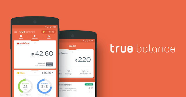 True balance latest working recharge offers