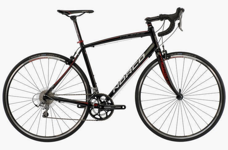 REVIEW Norco Valence A2 Road Bike