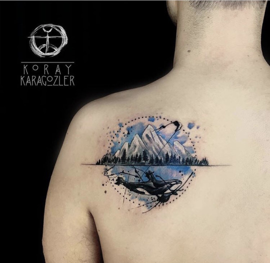 Popular Watercolor Tattoos For Women and Men