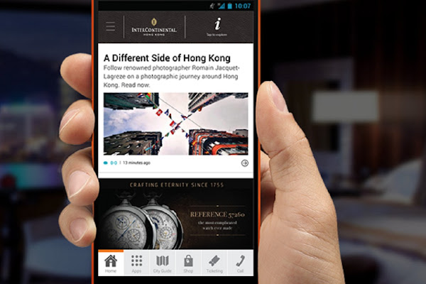 handy 手機主攻旅遊市場,旅客用「租」的方式,就能使用3G上網、打電話。