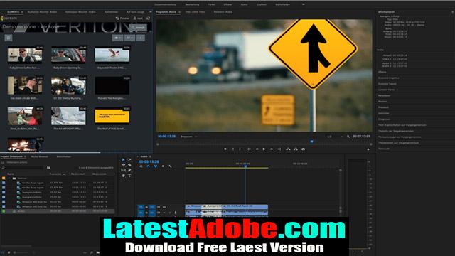 Direct Download Adobe Prelude CC 2019 mac