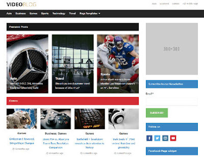 Tema Wordpress Terbaik Tercepat Fast Loading Gratis Free Download 2019