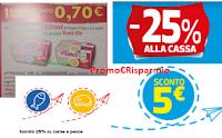 Logo Ipercoop: buono sconto Yomo da 0,70€ + Scegli Tu lo sconto del 25%+ sconto da 5€ e non solo!