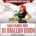 DJ MÉURY A MUSA DAS PRODUÇÕES - SOLINHO DO DJ BAGULHO DOIDO 2018 (EXCLUSIVA)
