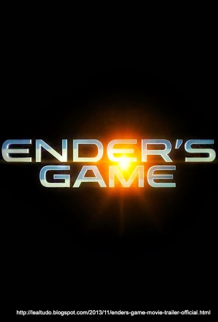 ENDERS GAME MOVIE TRAILER OFFICIAL FINAL EDITION