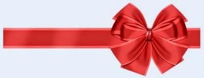 Lazos o Moños Rojos para tu Fiesta de 15 Años.